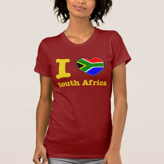 I love South Africa T Shirt