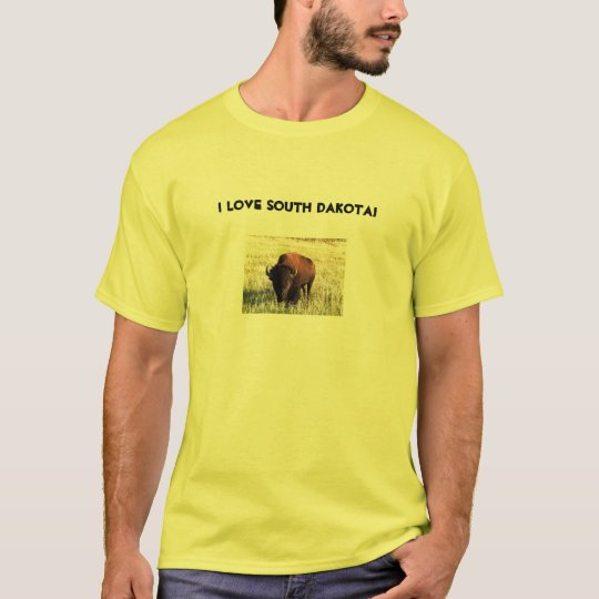 I love South Dakota! T-Shirt
