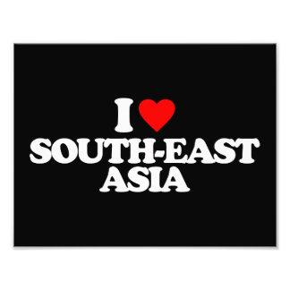 I LOVE SOUTH-EAST ASIA PHOTO ART