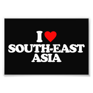 I LOVE SOUTH-EAST ASIA PHOTOGRAPH