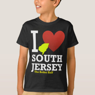 I Love South Jersey T-Shirt