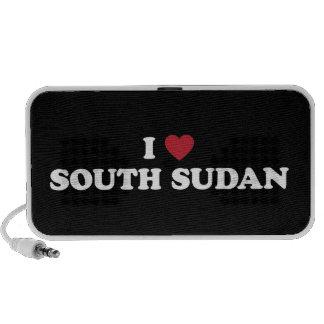 I Love South Sudan Speakers