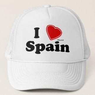 I Love Spain Trucker Hat