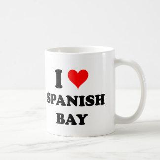I Love Spanish Bay California Mug