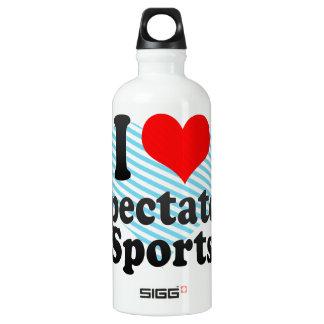 I love Spectator Sports SIGG Traveller 0.6L Water Bottle