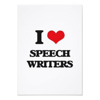 I love Speech Writers Custom Announcements