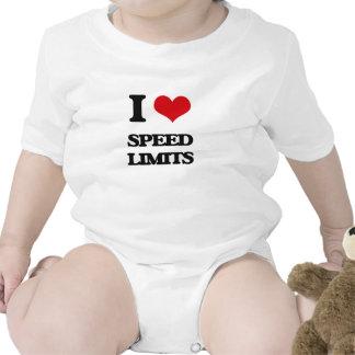 I love Speed Limits Romper