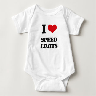 I love Speed Limits Tees