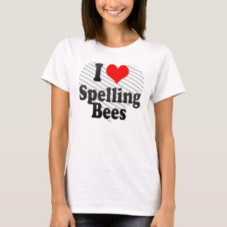 I love Spelling Bees T-Shirt