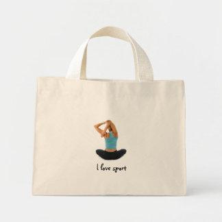 I love sport bags