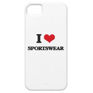 I love Sportswear iPhone 5 Case