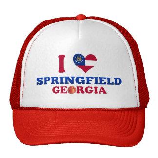 I Love Springfield, Georgia Hat