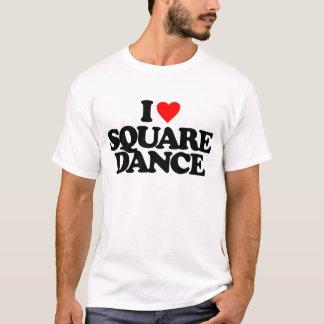 I LOVE SQUARE DANCE T-Shirt