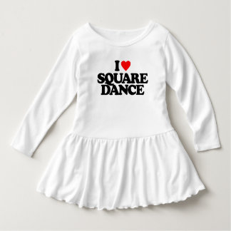 I LOVE SQUARE DANCE TEES