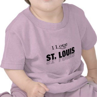 I Love St.. Louis T-shirts