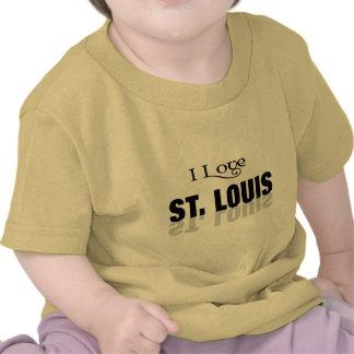 I Love St.. Louis Tees