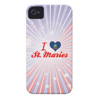I Love St.Maries, Idaho Case-Mate iPhone 4 Case