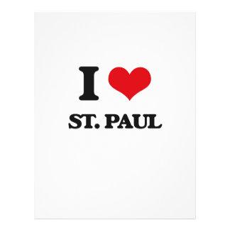 I love St. Paul Flyers