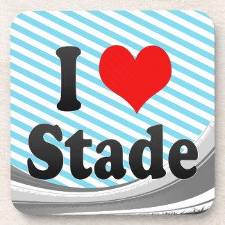I Love Stade, Germany. Ich Liebe Stade, Germany Coaster