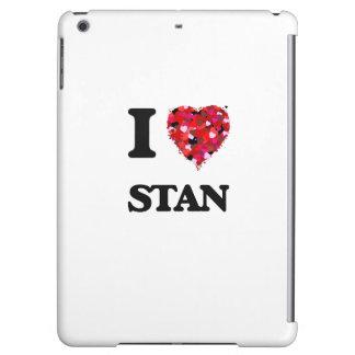 I Love Stan iPad Air Cover