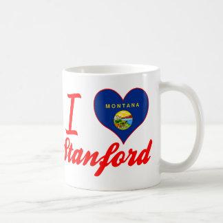I Love Stanford, Montana Coffee Mug