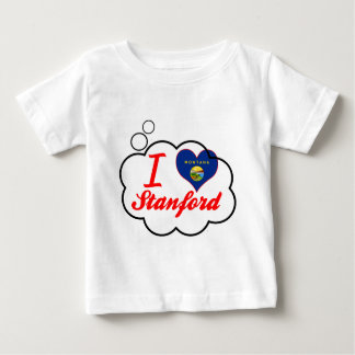 I Love Stanford, Montana T-shirts