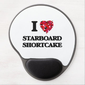 I love Starboard Shortcake Gel Mouse Pad