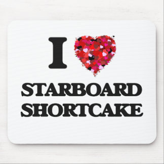 I love Starboard Shortcake Mouse Pad