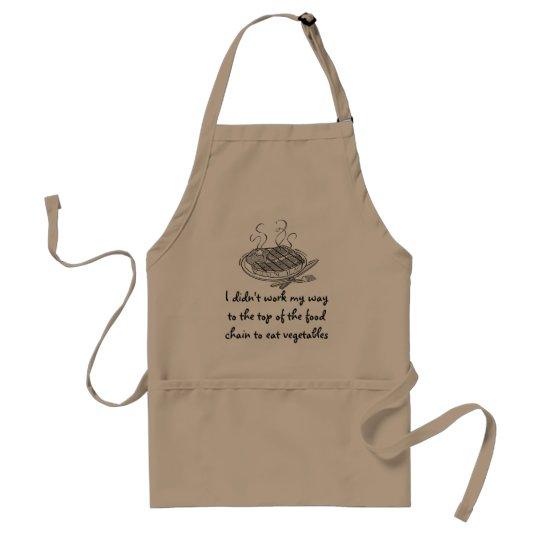 i love steak standard apron