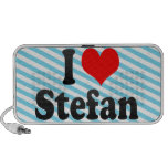 I love Stefan iPhone Speaker
