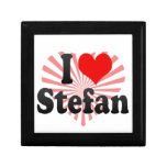 I love Stefan Jewelry Box
