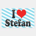 I love Stefan Sticker