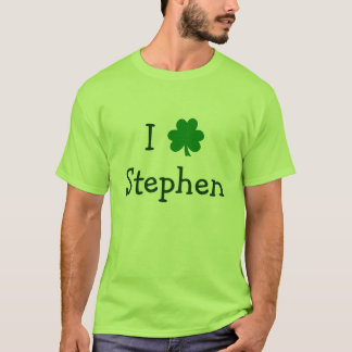 I Love Stephen T-Shirt
