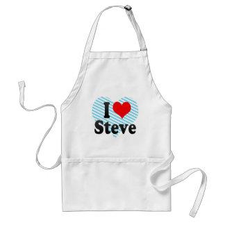 I love Steve Aprons