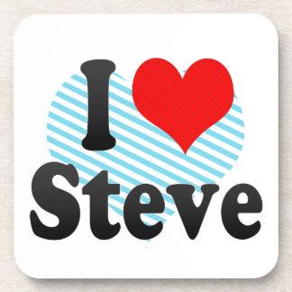 I love Steve Beverage Coasters