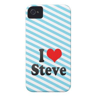 I love Steve Blackberry Bold Case