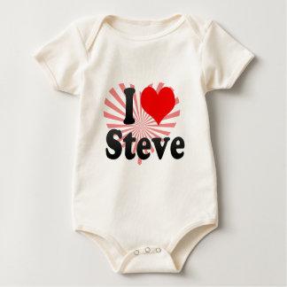 I love Steve Bodysuits