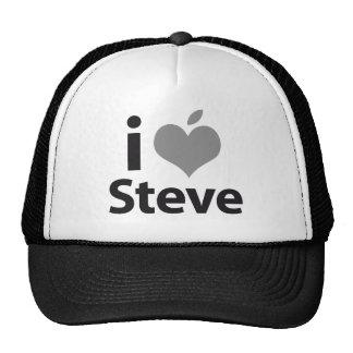 I love Steve Trucker Hats