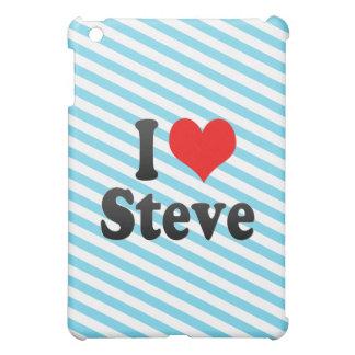 I love Steve iPad Mini Cover