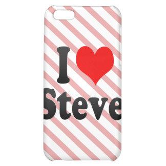I love Steve iPhone 5C Covers