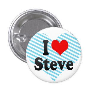 I love Steve Pins