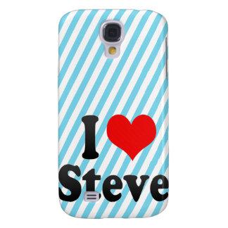 I love Steve Samsung Galaxy S4 Covers
