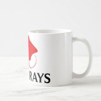I Love Sting Rays Mug