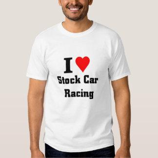 I love stock car racing t-shirt