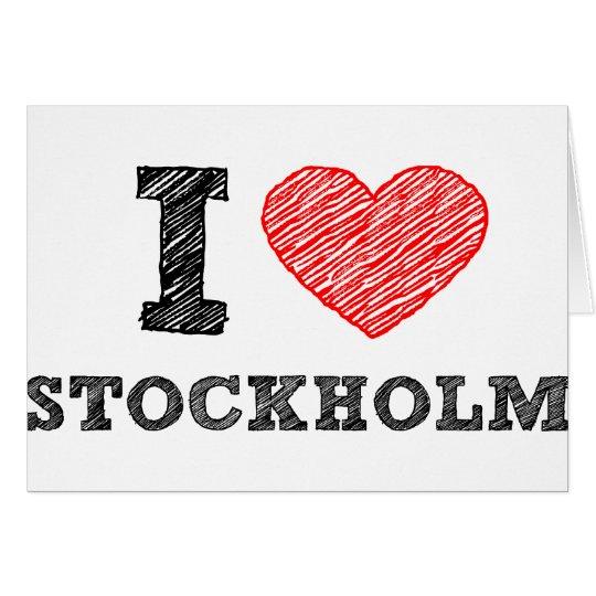 I love Stockholm Card