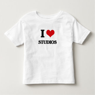 I love Studios Tees