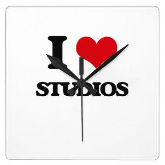 I love Studios Wall Clocks