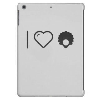 I Love Stylise Fans Cover For iPad Air