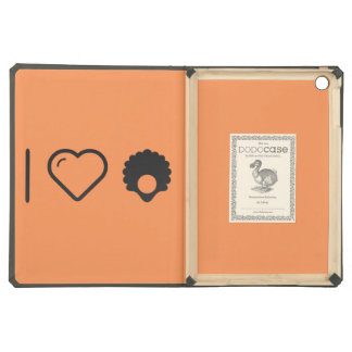 I Love Stylise Fans iPad Air Cover