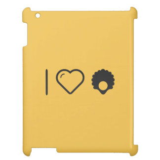I Love Stylise Fans Cover For The iPad